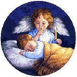 Набор для вышивания Ангел-хранитель
